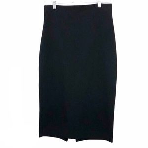 Zara Woman Black Skirt
